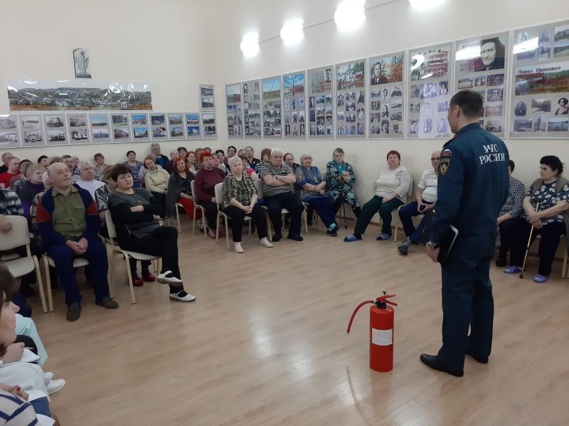 Обеспечение пожарной безопасности на объекте с круглосуточным пребыванием людей