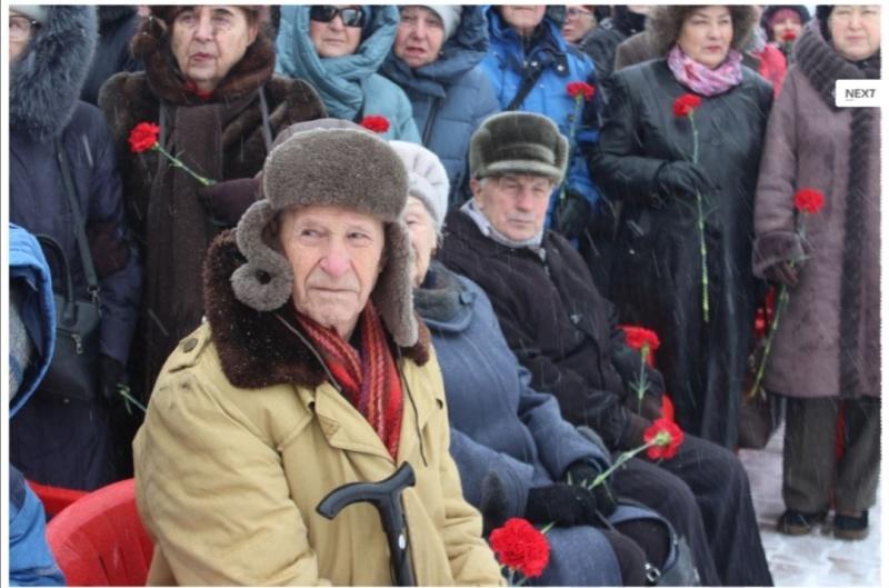В Костроме прошел торжественный митинг, посвященный Дню защитников Отечества