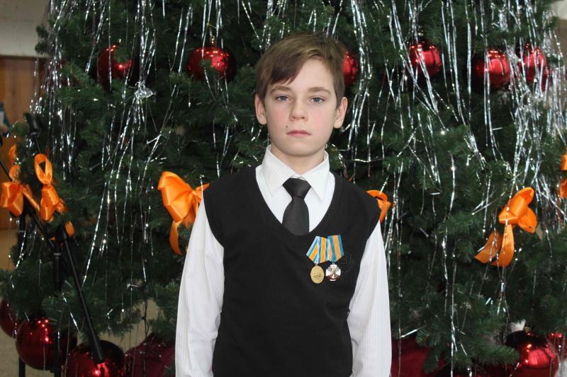 Юрий Мельников (с. Батурино Томского района)