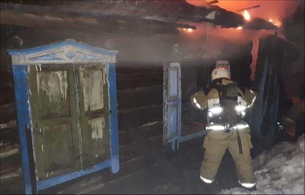 Неосторожность вновь стала причиной пожара с трагическими последствиями