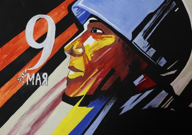В Орловском МЧС подвели итоги конкурса детских рисунков к 75-летию Великой Победы
