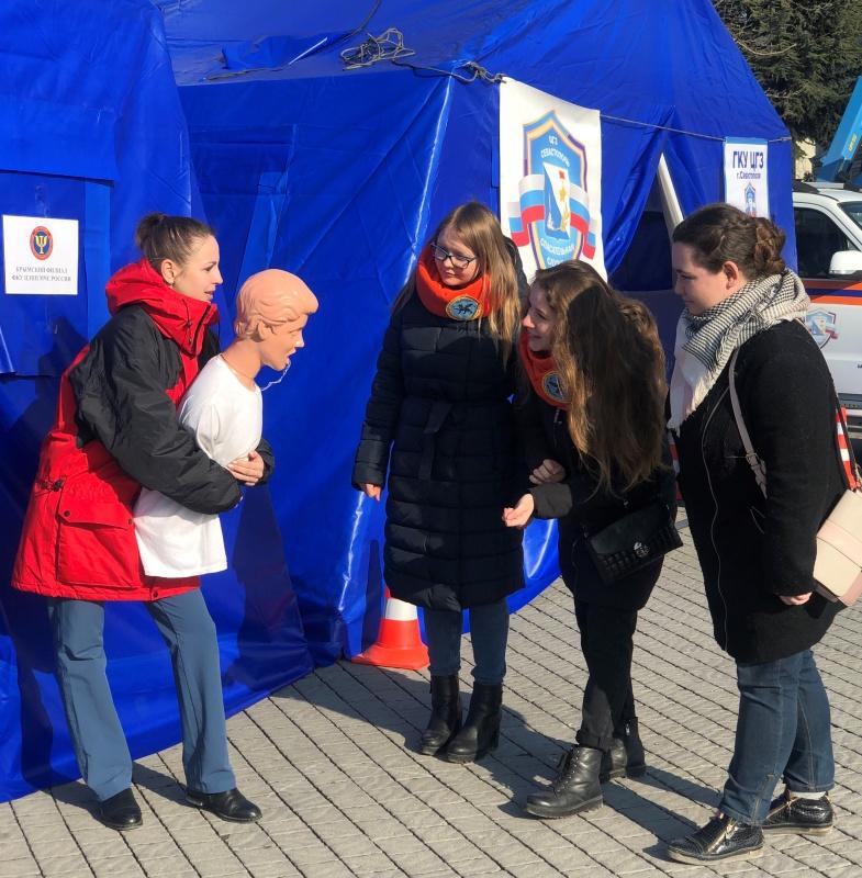 Севастопольскому психологическому добровольческому отряду «Крым» 5 лет