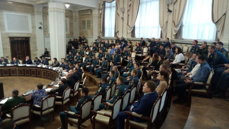 В Новосибирской области проводится проверка готовности муниципалитетов к весенним рискам