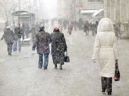 Усиление ветра и метели прогнозируются на территории Иркутской области в ближайшие сутки