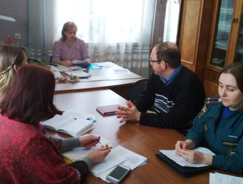 Обеспечение детской безопасности в Шарьинском районе Костромской области