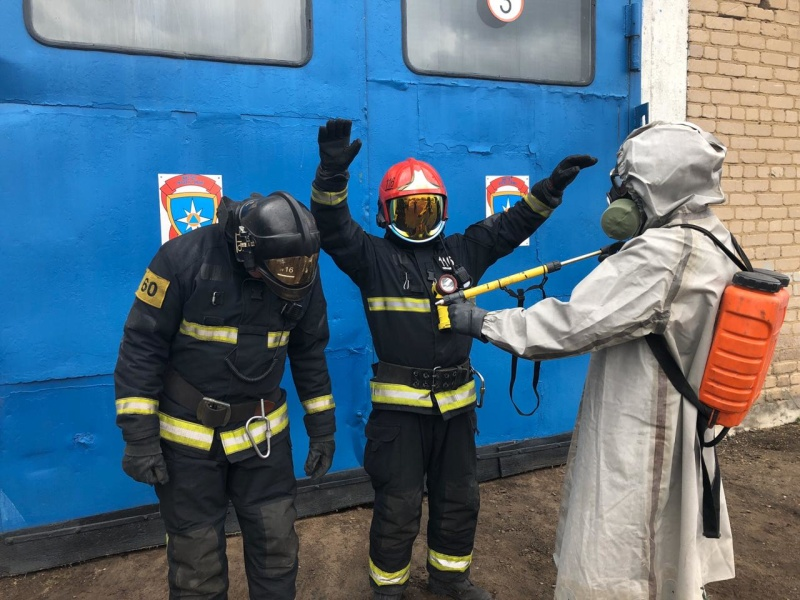 ГУ МЧС России по Московской области проводит комплекс профилактических мер для обеспечения бесперебойной работы боевых подразделений