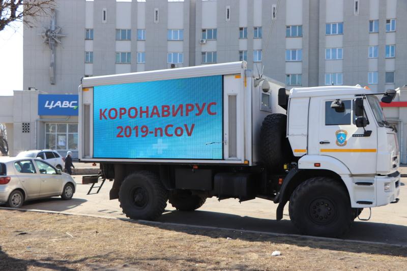 МЧС России оповещает население о мерах предосторожности в связи с коронавирусом (видео)