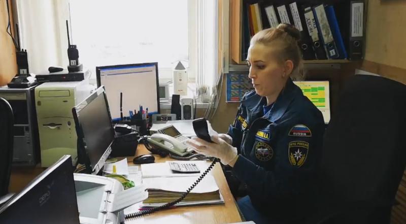 Обеспечение безопасности личного состава - одна из приоритетных задач