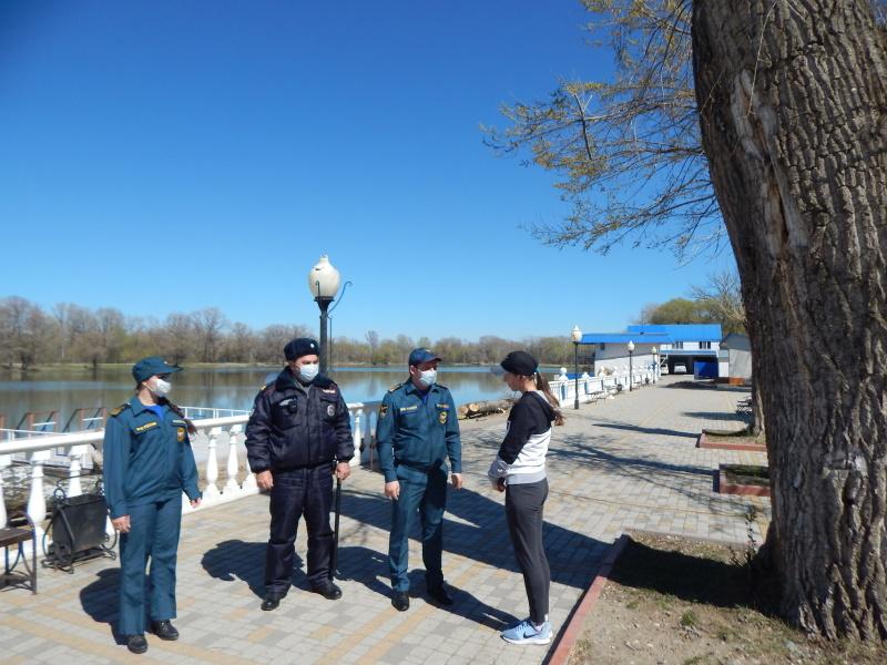Инспекторы ГИМС проводят рейды совместно с сотрудниками МВД