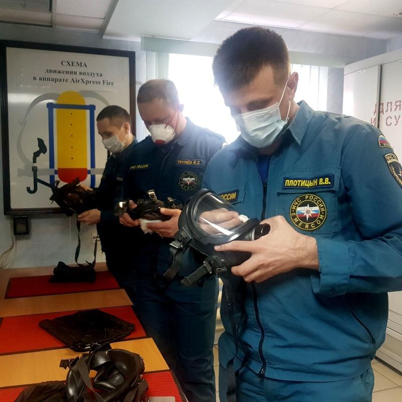 В МЧС России проводятся профилактические мероприятия по недопущению распространения вирусных инфекций