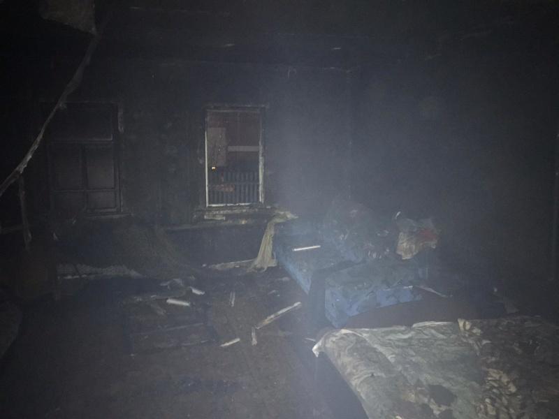 Минувшей ночью пожарные ликвидировали пожары в Белорецком и Зианчуринском районах республики