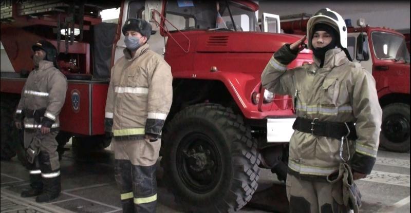 Бесконтактная смена караулов в пожарно-спасательных подразделениях МЧС России (видео)
