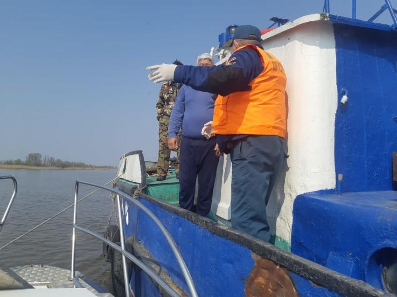 Инспекторы ГИМС призывают рыбаков ответственно отнестись к режиму самоизоляции