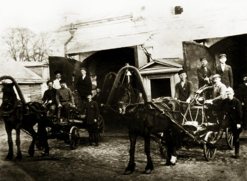 Ко Дню пожарной охраны: история пожарной охраны города Суздаля