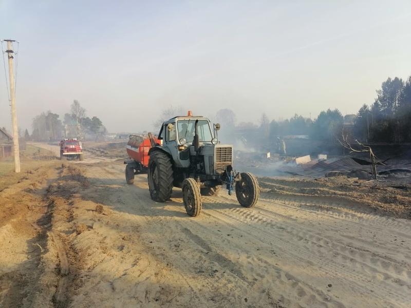 Андрей Травников поручил главам муниципалитетов предпринять все меры для стабилизации пожароопасной обстановки