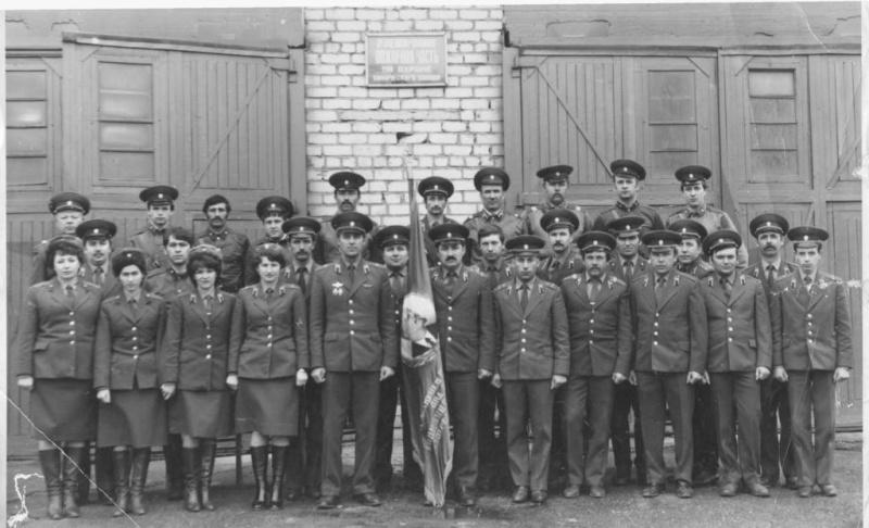 История создания и развития пожарной охраны Карачаево-Черкесии