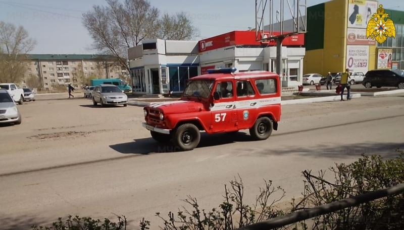 Спасатели рекомендуют жителям Алтайского края оставаться дома