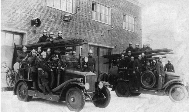 Ко Дню пожарной охраны: история становления и развития пожарной охраны в городе Кольчугино