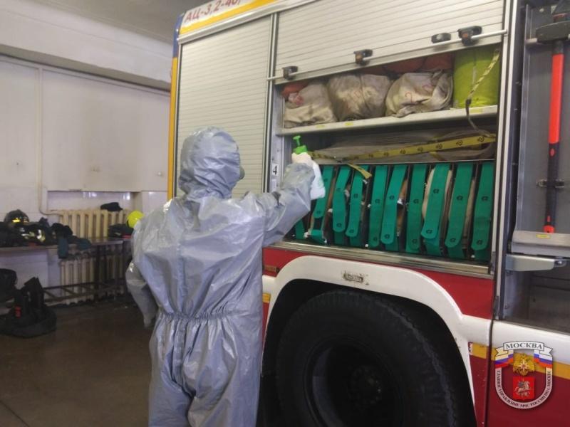 Несмотря ни на что или как отразилась пандемия на работе пожарных?