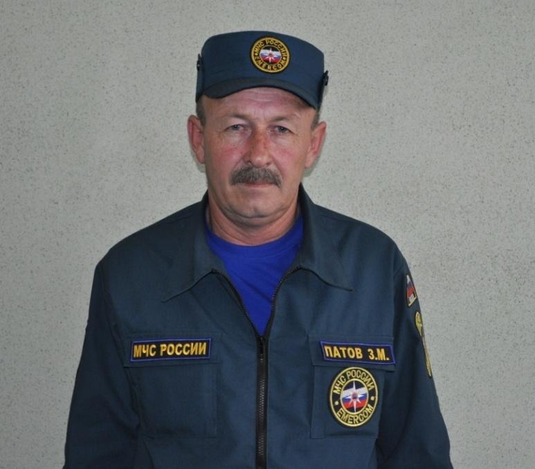 Быть пожарным – это призвание