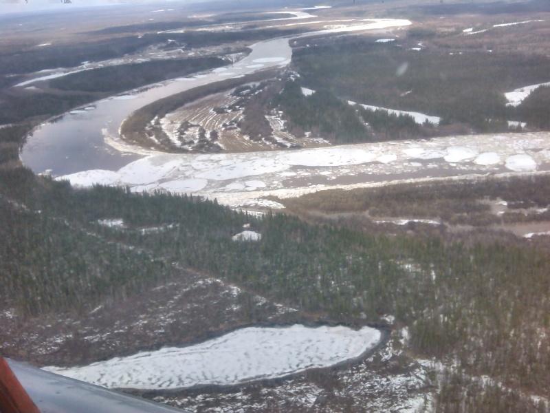 В северных районах Иркутской области продолжают работу оперативные группы контроля прохождения паводковых вод