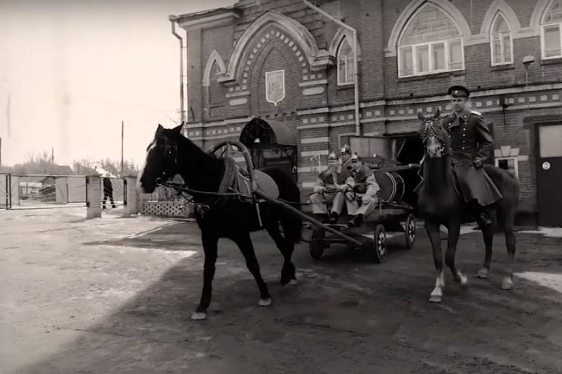 Приумножая традиции, служим Родине: Видеоролик о становлении пожарной охраны