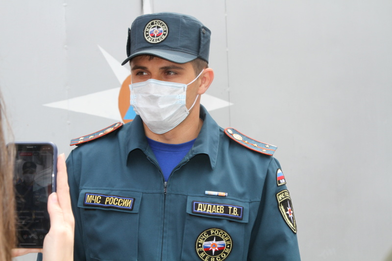 #сМЧСбезопасно: День пожарной охраны в прямом эфире