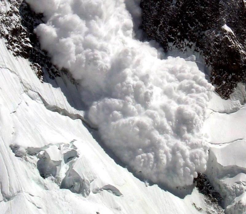 Экстренное предупреждение по лавиноопасности в период с 08 мая по 11 мая 2020 г