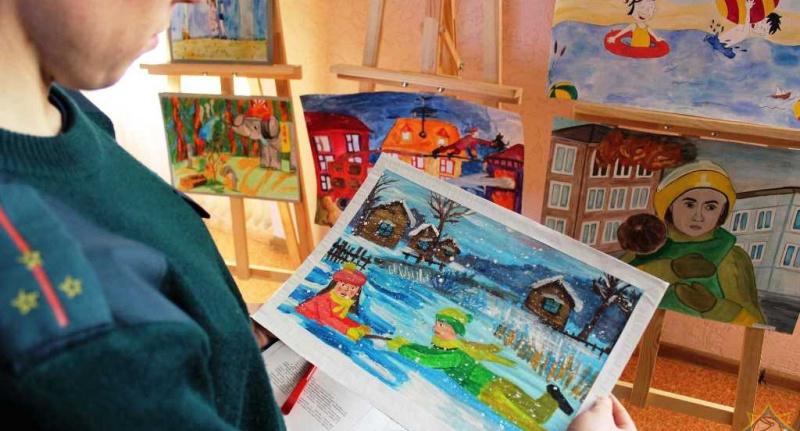 Главное управление МЧС России по Республике Башкортостан приглашает принять участие в конкурсе детского рисунка, посвященного 30-летию МЧС России, детей сотрудников ведомства.