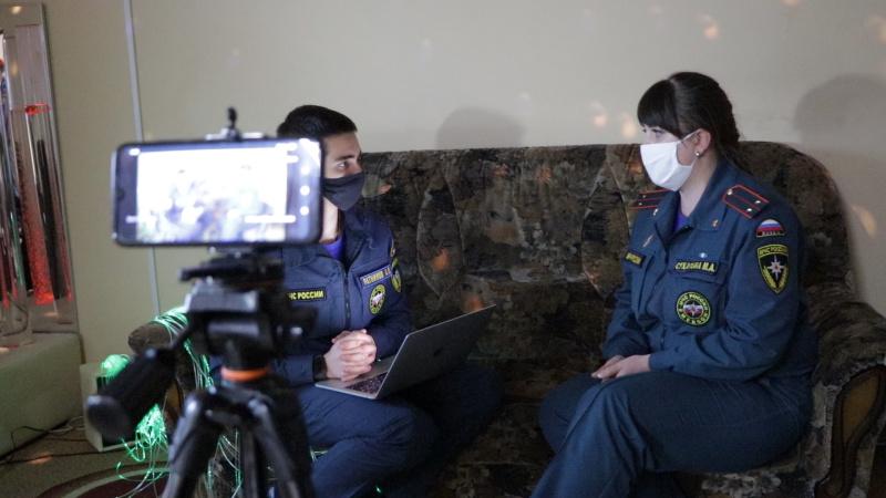 Сотрудники ГУ МЧС России по Владимирской области провели онлайн-урок, посвящённый теме психологической саморегуляции в условиях распространения коронавирусной инфекции (видео)
