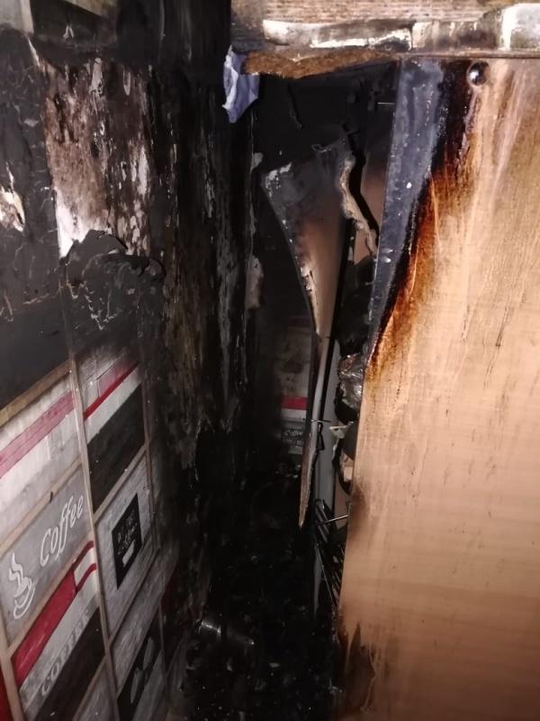 Трое человек спасены на пожаре в городе Усолье-Сибирском. Обстановка с техногенными пожарами в Иркутской области