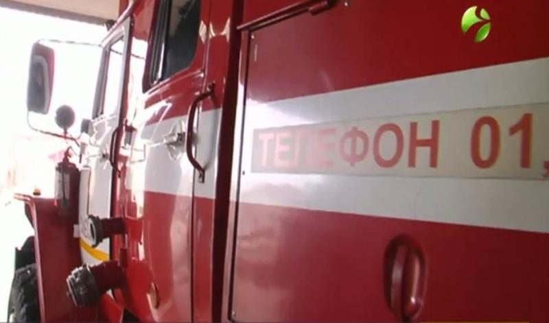 Ямальские огнеборцы отмечают свой профессиональный праздник