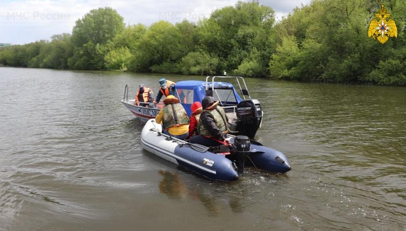 С начала апреля подразделениями ГИМС МЧС России проведено более 10 тыс. рейдов по водным объектам страны