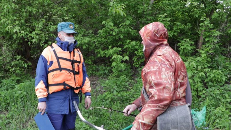 Сотрудники ГИМС МЧС России продолжают активно проводить патрулирования на водоёмах Владимирской области (видео)