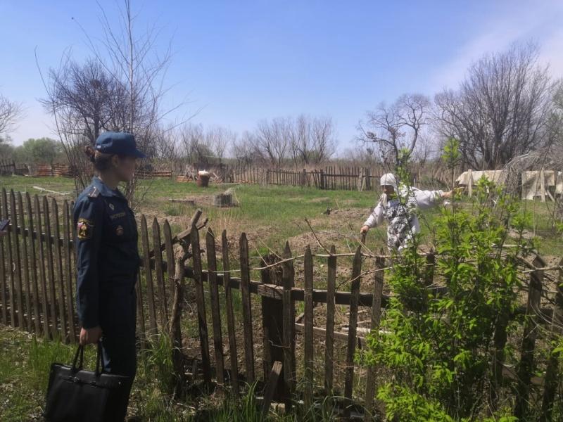 На территории 15 муниципальных образований Хабаровского края продолжает действовать особый противопожарный режим