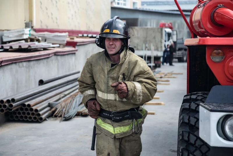 Современный дымовой извещатель вовремя оповестил пожарных в Кыштовском районе