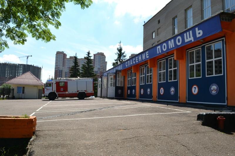 Сотрудники МЧС приглашают на виртуальную экскурсию в пожарно-спасательную часть №7 Подольска