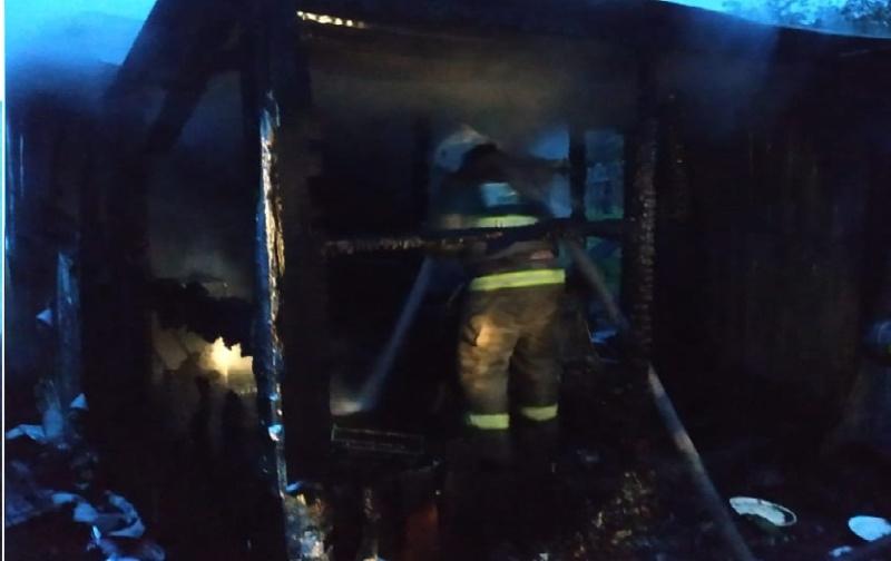 Пожар в г.Екатеринбурге