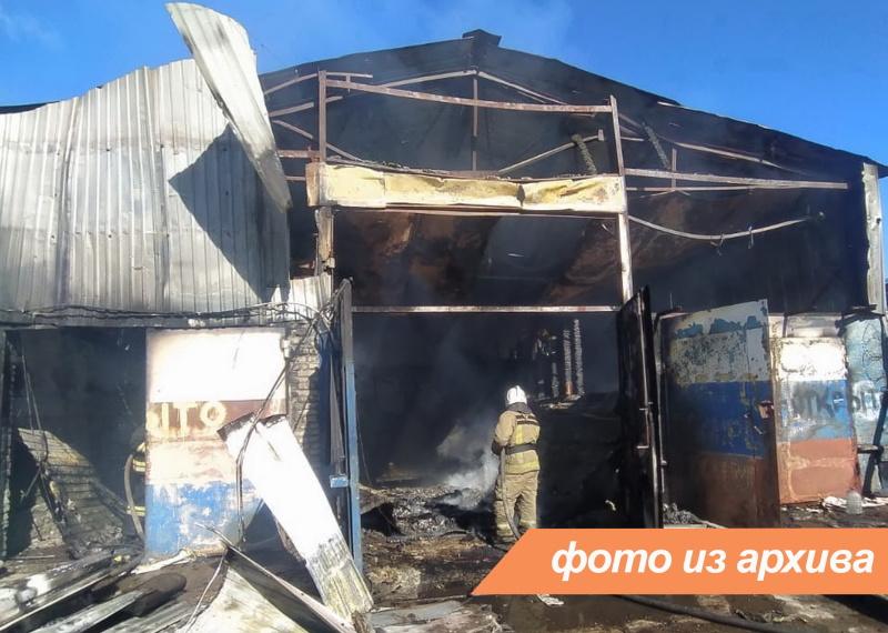 Пожарно-спасательные подразделения Ленинградской области и города Санкт-Петербург ликвидировали пожар во Всеволожском районе