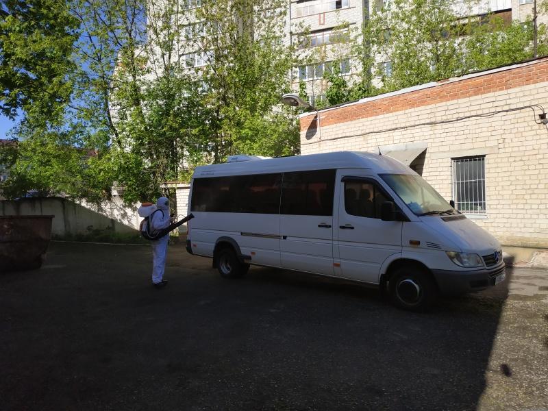 Проведение мероприятий по предотвращению распространения Covid-19 в Калужской области в период с 8 по 14 июня 2020 года (видео)