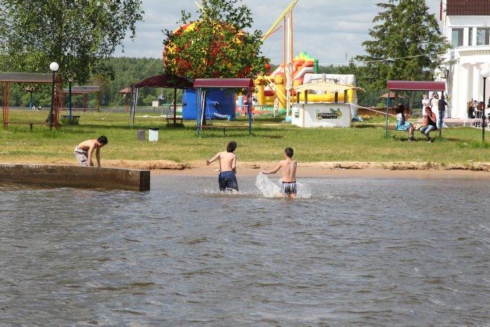 """Безопасность детей на воде. Сюжет ТК """"ТВС-Пущино"""""""