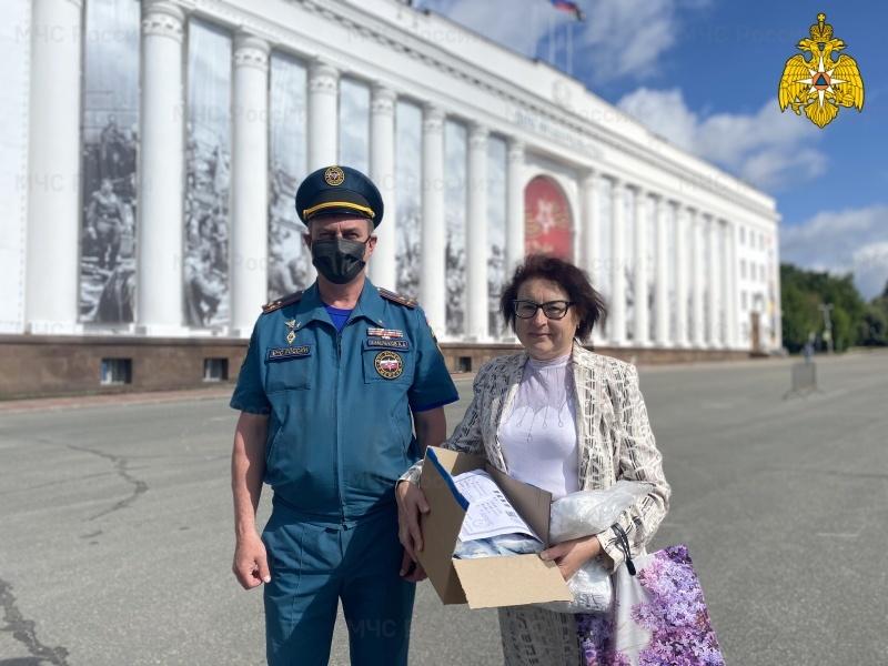 Прошла передача медицинских расходных материалов Тереньгульской районной больнице