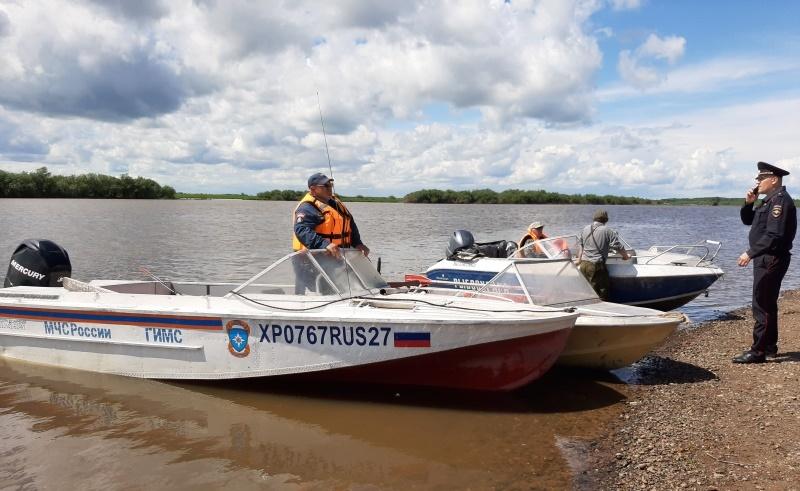 В Хабаровском крае сотрудники МЧС России приступили к первому этапу проведения акции «Вода – безопасная территория»