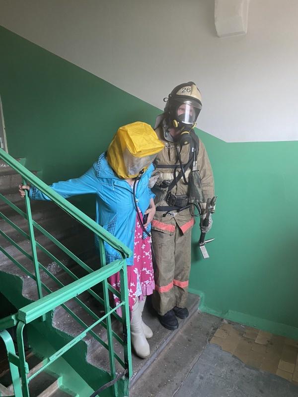 17 человек спасены на пожарах в Иркутской области за прошедшие сутки