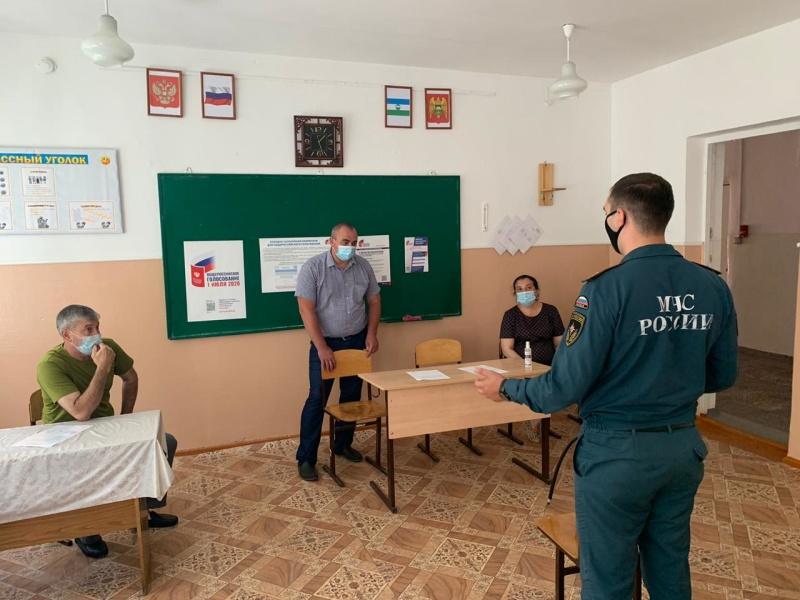 Избирательные участки Чегемского района готовы к проведению голосования