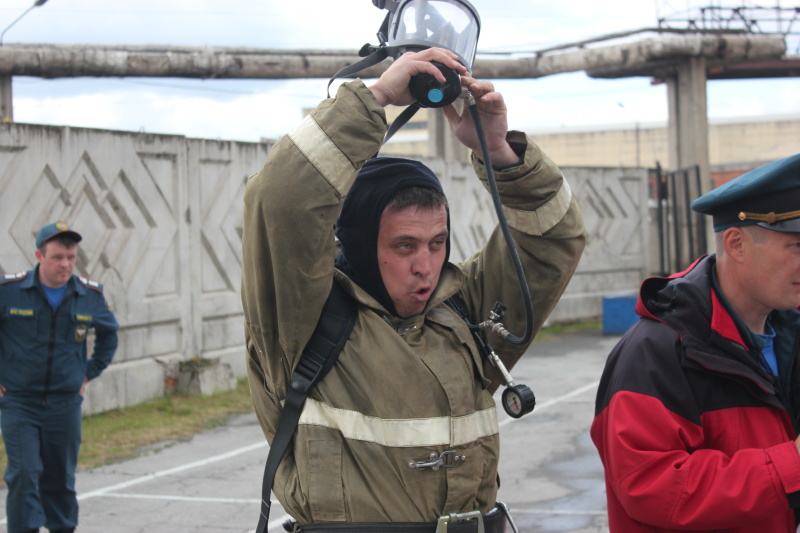 Пожарный кроссфит и другие испытания