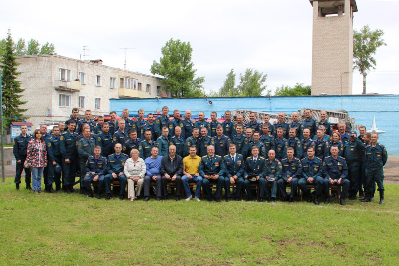 Кировский спецназ отмечает День рождения