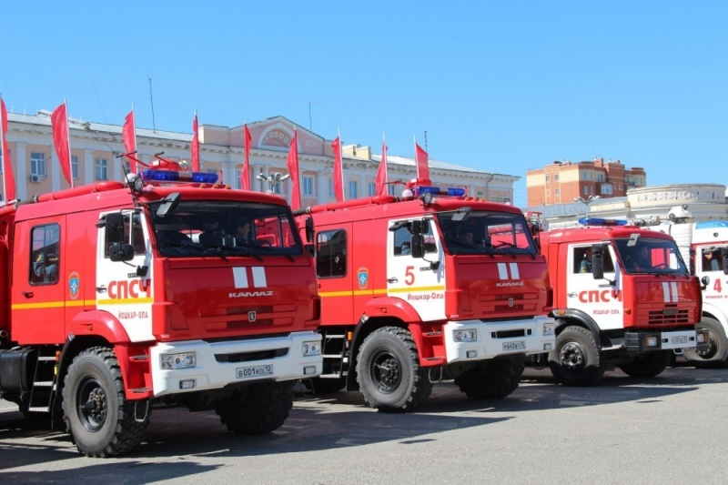 Обстановка с пожарами за неделю с 29 июня по 06 июля