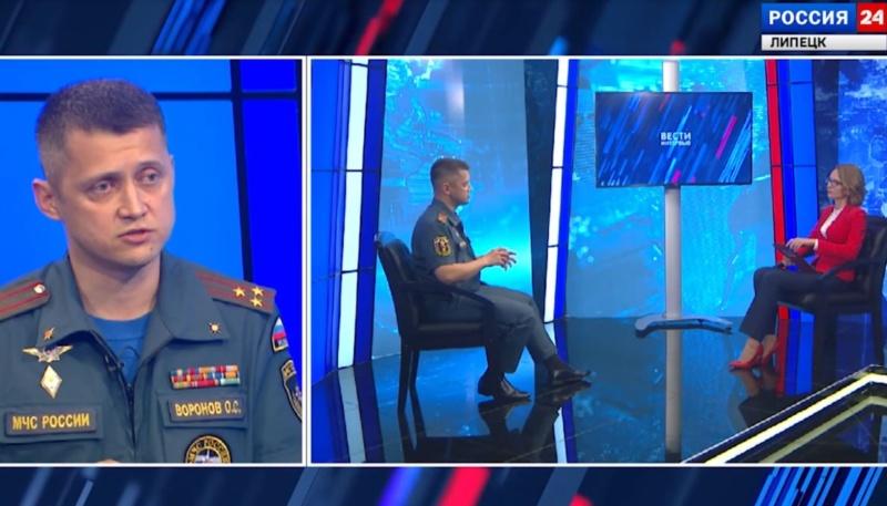 Вести - Интервью: Олег Воронов