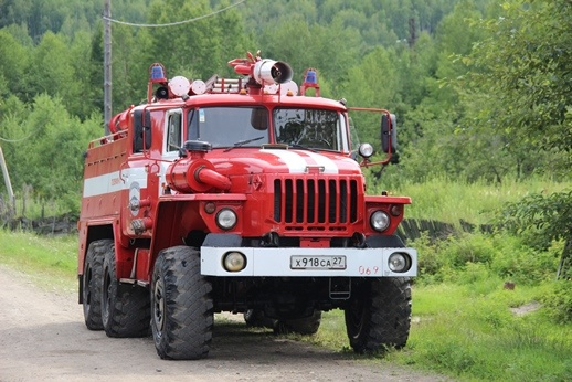 Оперативная обстановка на территории Хабаровского края на 12 июля 2020 г.